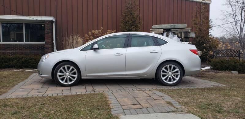 2013 Buick Verano for sale at JRB Automotive LLC in Rochester MI