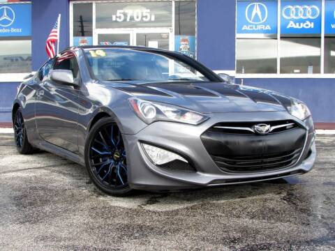2014 Hyundai Genesis Coupe for sale at Orlando Auto Connect in Orlando FL