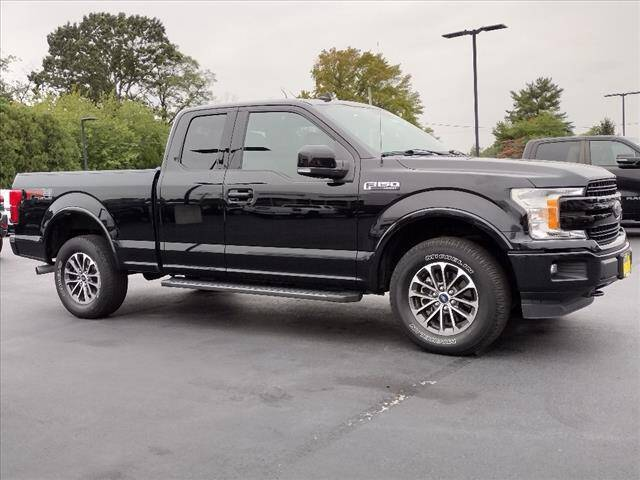 2018 Ford F-150 for sale at Buhler and Bitter Chrysler Jeep in Hazlet NJ