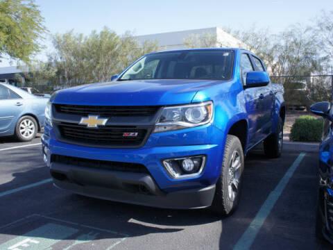 2018 Chevrolet Colorado for sale at CarFinancer.com in Peoria AZ