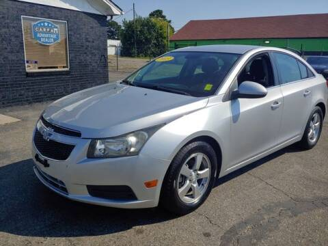 2013 Chevrolet Cruze for sale at L&M Auto Import in Gastonia NC