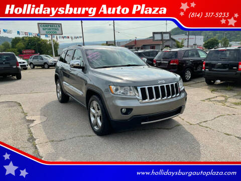 2011 Jeep Grand Cherokee for sale at Hollidaysburg Auto Plaza in Hollidaysburg PA