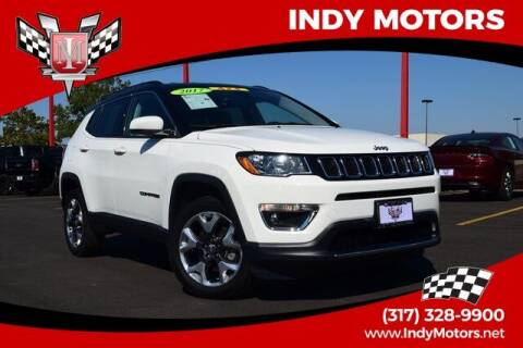 2017 Jeep Compass for sale at Indy Motors Inc in Indianapolis IN