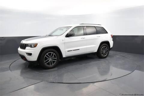 2017 Jeep Grand Cherokee for sale at BOB HART CHEVROLET in Vinita OK