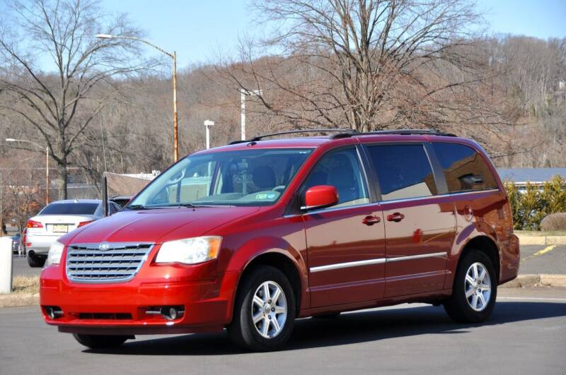 2009 Chrysler Town and Country for sale at T CAR CARE INC in Philadelphia PA