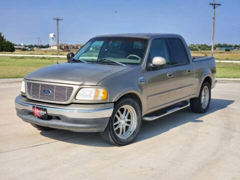 2001 Ford F-150 for sale at Chihuahua Auto Sales in Perryton TX