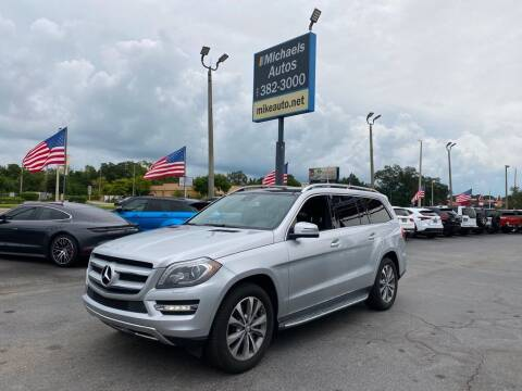 2015 Mercedes-Benz GL-Class for sale at Michaels Autos in Orlando FL