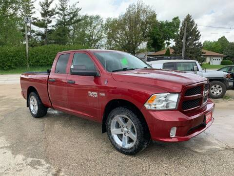 2014 RAM Ram Pickup 1500 for sale at GREENFIELD AUTO SALES in Greenfield IA