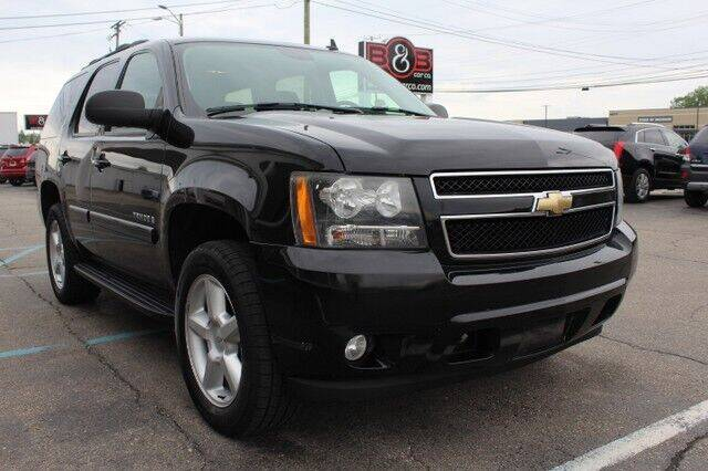 2007 Chevrolet Tahoe for sale at B & B Car Co Inc. in Clinton Twp MI