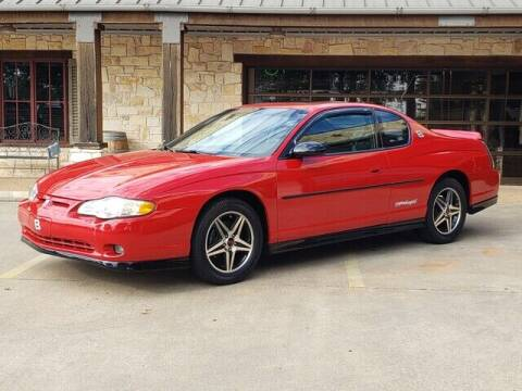 2004 Chevrolet Monte Carlo for sale at Tyler Car  & Truck Center in Tyler TX