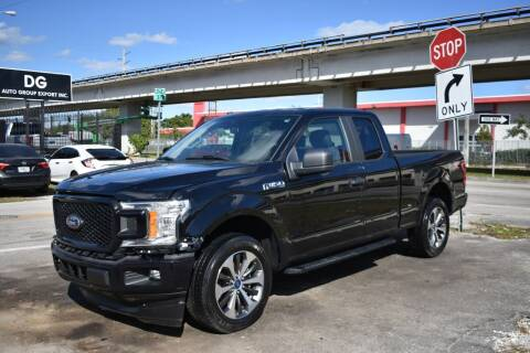 2019 Ford F-150 for sale at STS Automotive - Miami, FL in Miami FL