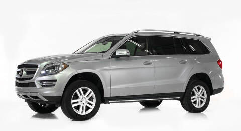 2013 Mercedes-Benz GL-Class for sale at Houston Auto Credit in Houston TX