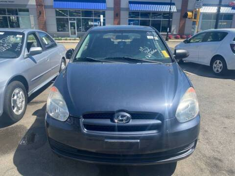 2009 Hyundai Accent for sale at Polonia Auto Sales and Service in Hyde Park MA