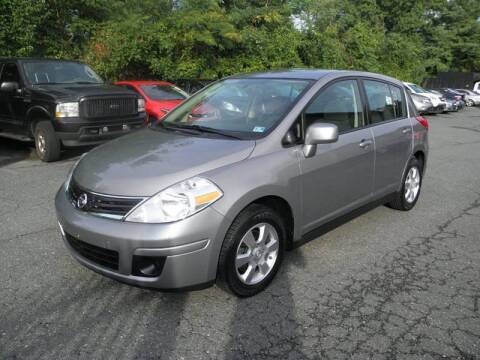 2012 Nissan Versa for sale at Dream Auto Group in Dumfries VA