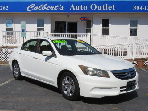 2012 Honda Accord for sale at Colbert's Auto Outlet in Hickory NC