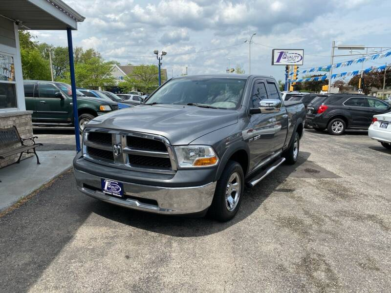 2010 Dodge Ram Pickup 1500 for sale at 1st Quality Auto in Milwaukee WI