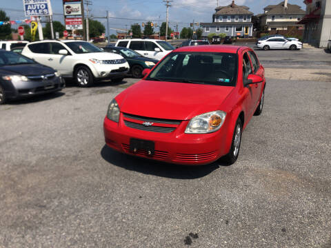 2008 Chevrolet Cobalt for sale at 25TH STREET AUTO SALES in Easton PA