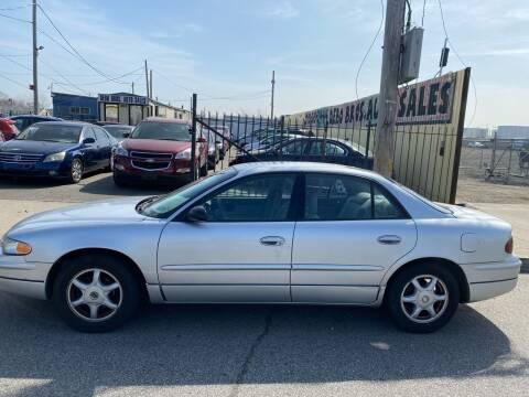 2002 Buick Regal for sale at Debo Bros Auto Sales in Philadelphia PA