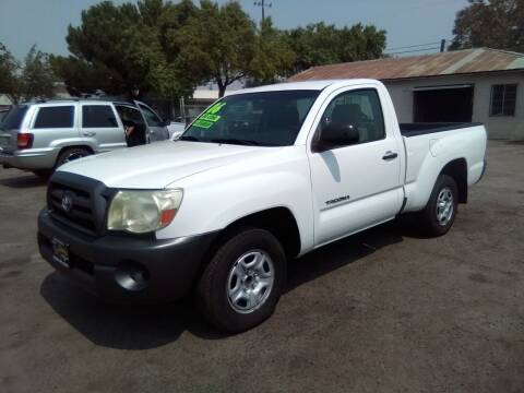 2006 Toyota Tacoma for sale at Larry's Auto Sales Inc. in Fresno CA