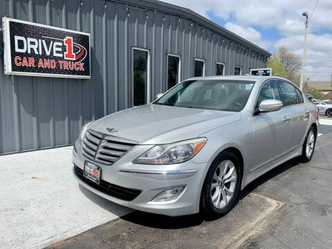 2013 Hyundai Genesis for sale at Drive 1 Car & Truck in Springfield OH