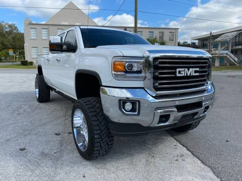 2015 GMC Sierra 2500HD for sale at Consumer Auto Credit in Tampa FL
