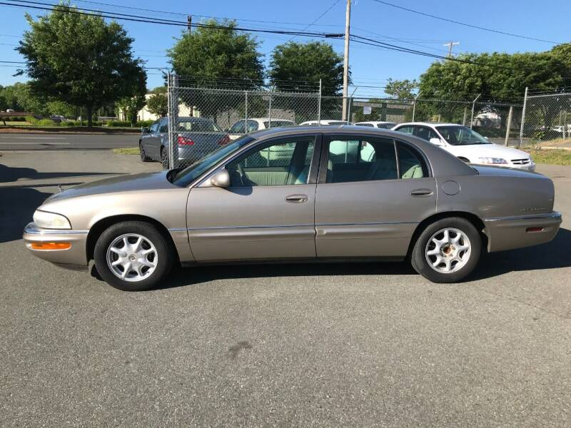 2003 Buick Park Avenue for sale at Mike's Auto Sales of Charlotte in Charlotte NC