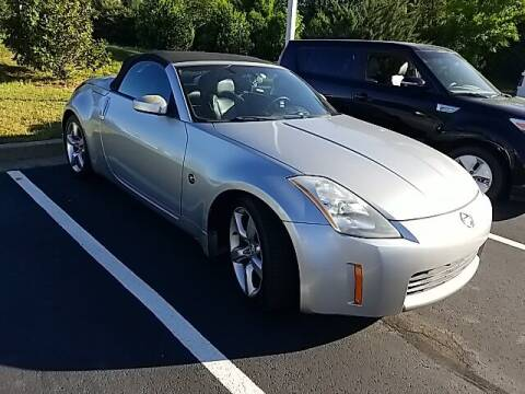 2004 Nissan 350Z for sale at Southern Auto Solutions - Lou Sobh Kia in Marietta GA