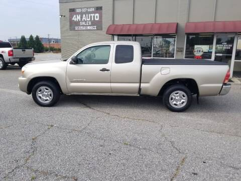 2008 Toyota Tacoma for sale at 4M Auto Sales | 828-327-6688 | 4Mautos.com in Hickory NC