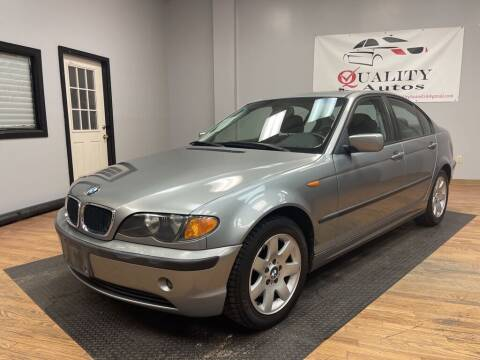 2005 BMW 3 Series for sale at Quality Autos in Marietta GA