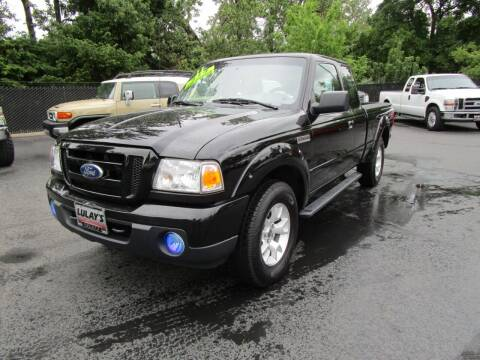 2011 Ford Ranger for sale at LULAY'S CAR CONNECTION in Salem OR