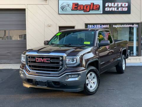 2016 GMC Sierra 1500 for sale at Eagle Auto Sales LLC in Holbrook MA