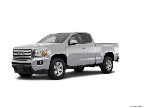 2016 GMC Canyon for sale at SULLIVAN MOTOR COMPANY INC. in Mesa AZ