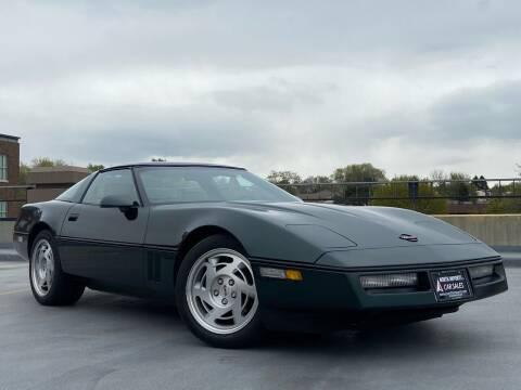 1990 Chevrolet Corvette for sale at North Imports LLC in Burnsville MN