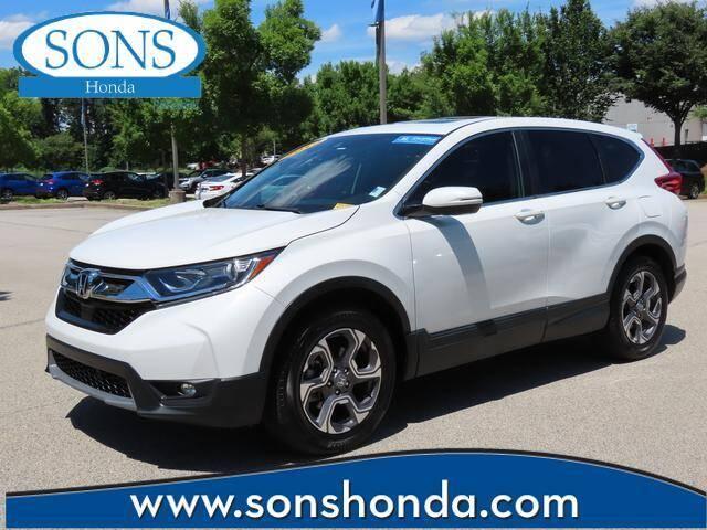 2019 Honda CR-V for sale in Mcdonough, GA