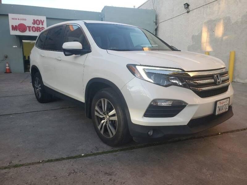 2017 Honda Pilot for sale at Joy Motors in Los Angeles CA