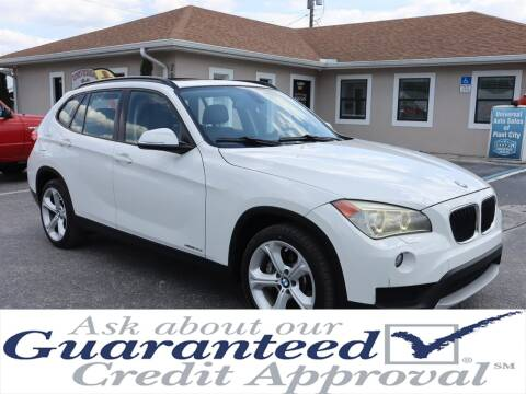2013 BMW X1 for sale at Universal Auto Sales in Plant City FL