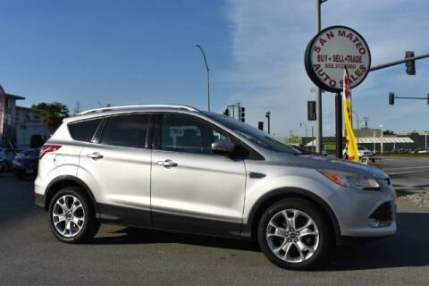 2016 Ford Escape for sale at San Mateo Auto Sales in San Mateo CA