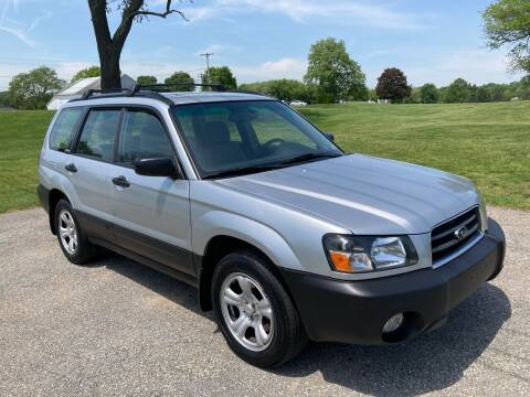 2004 Subaru Forester for sale at Good Value Cars Inc in Norristown PA