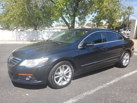 2010 Volkswagen CC for sale at DORAMO AUTO RESALE in Glendale AZ