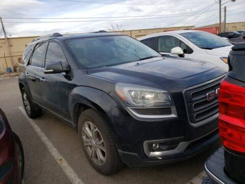 2015 GMC Acadia for sale at Jimmys Car Deals in Livonia MI