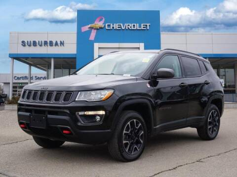 2019 Jeep Compass for sale at Suburban Chevrolet of Ann Arbor in Ann Arbor MI