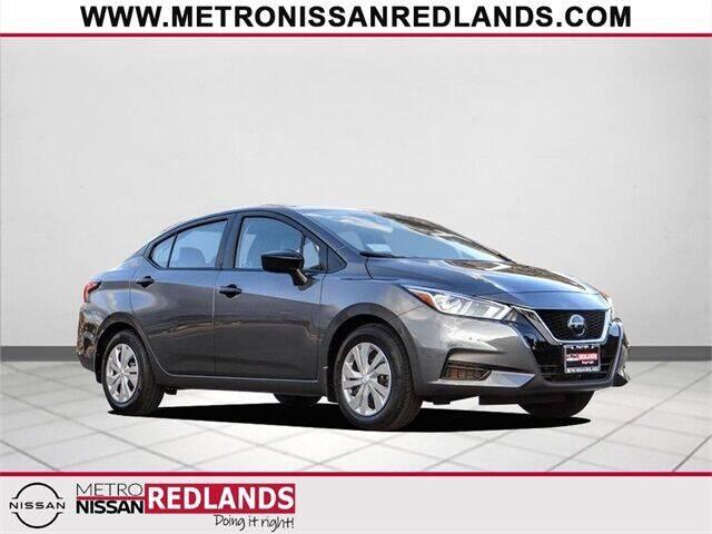 2021 Nissan Versa for sale in Redlands, CA
