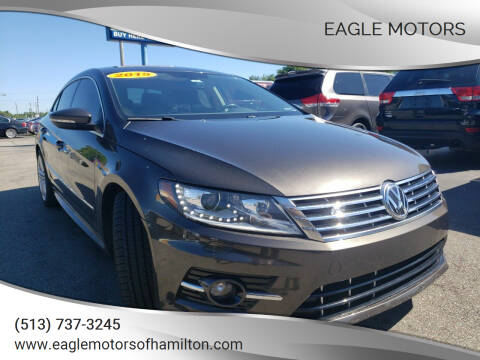 2015 Volkswagen CC for sale at Eagle Motors in Hamilton OH