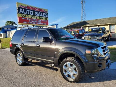 2014 Ford Expedition for sale at Mox Motors in Port Charlotte FL
