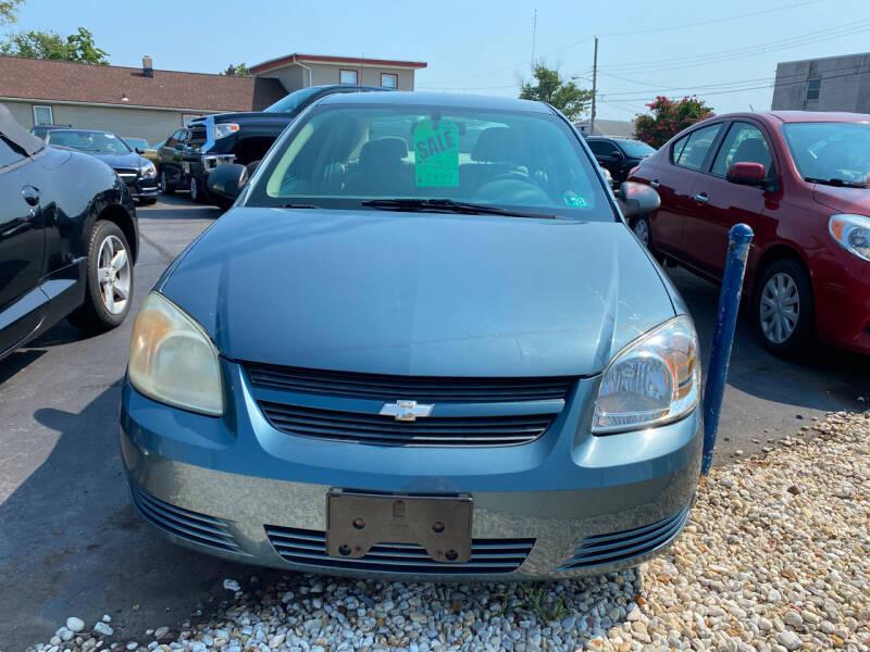 2007 Chevrolet Cobalt for sale at Diamond Auto Sales in Pleasantville NJ