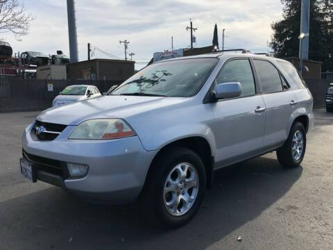 2002 Acura MDX for sale at C J Auto Sales in Riverbank CA