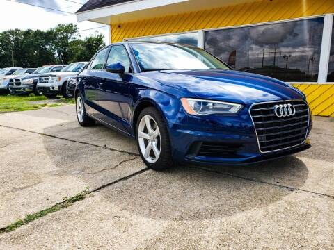2016 Audi A3 for sale at THE COLISEUM MOTORS in Pensacola FL
