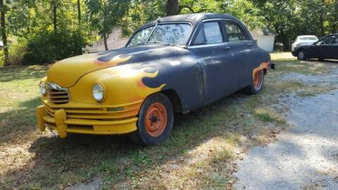 1948 Packard Super 8 for sale at Classic Car Deals in Cadillac MI