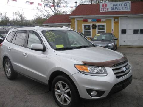 2012 Hyundai Santa Fe for sale at One Stop Auto Sales in North Attleboro MA