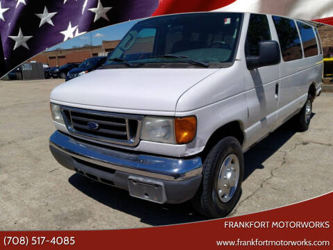 2007 Ford E-Series Wagon for sale at Frankfort Motorworks in Frankfort IL